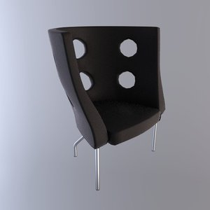 3d alias monoflexus chair