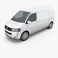 vehicle volkswagen transporter t5 obj