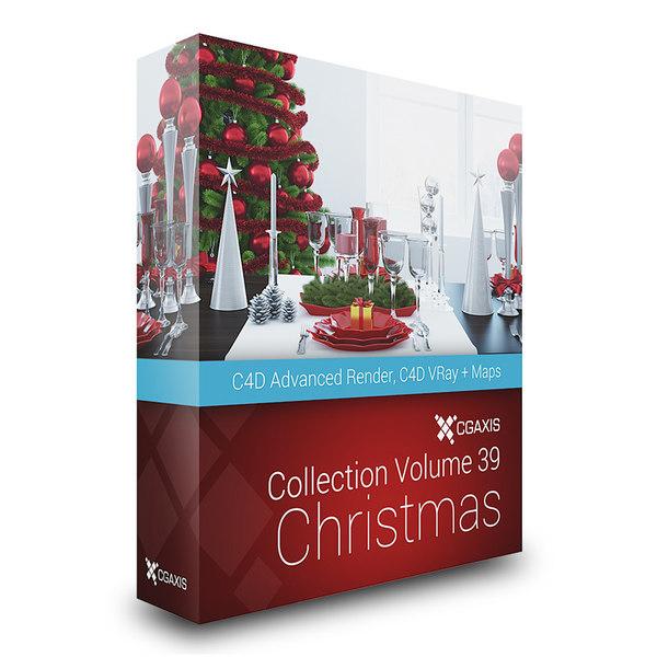 volume christmas decoration