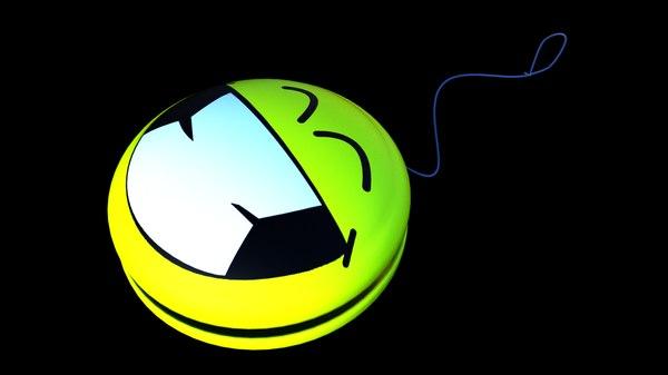 yoyo smile 3d ma