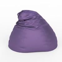 soft armchair pear 3d model