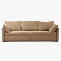 3d model holly villa sofa