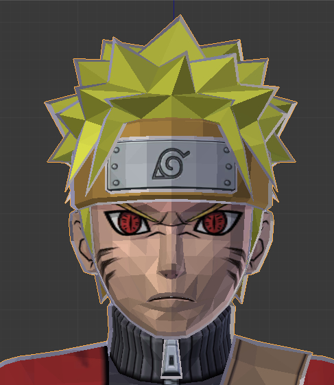 maya animation naruto