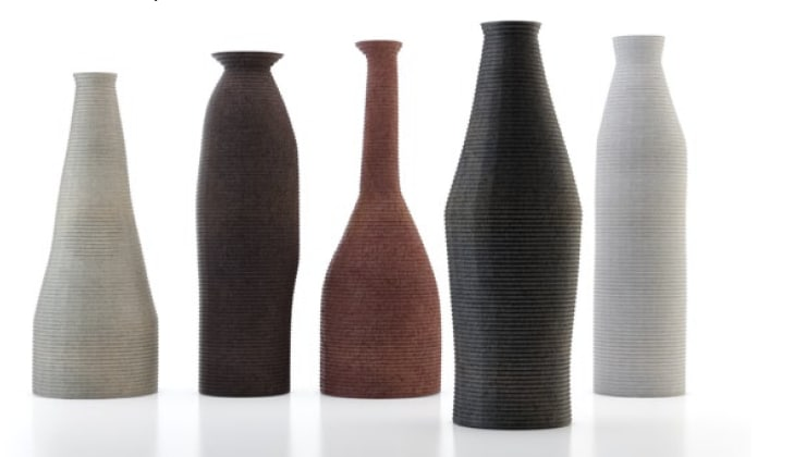 vases african 3d model