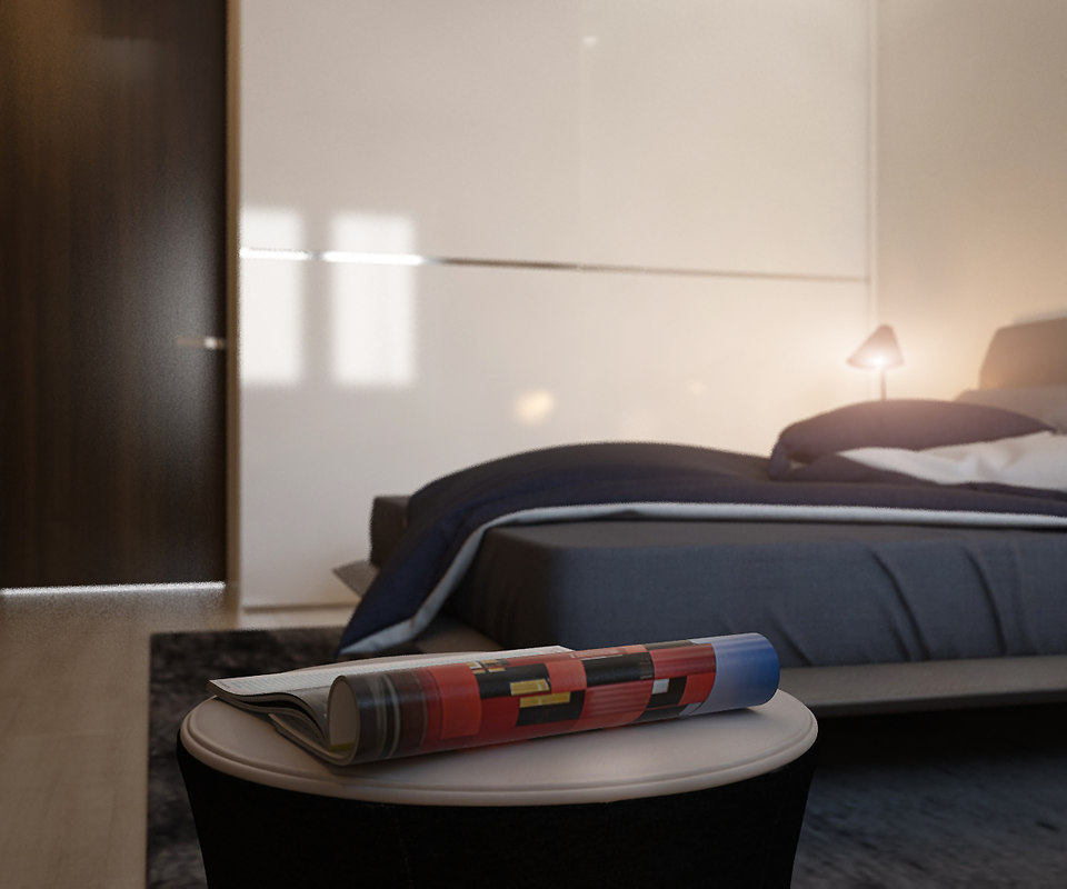 3ds max badroom