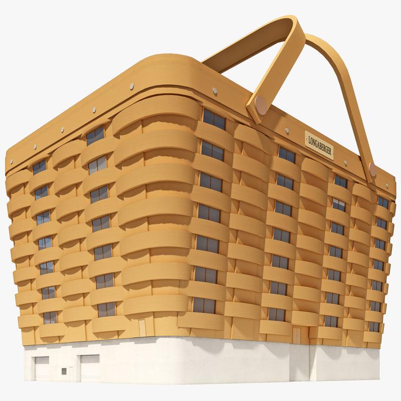 max longaberger basket headquarters