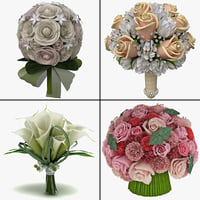 Flower Bouquet Collection