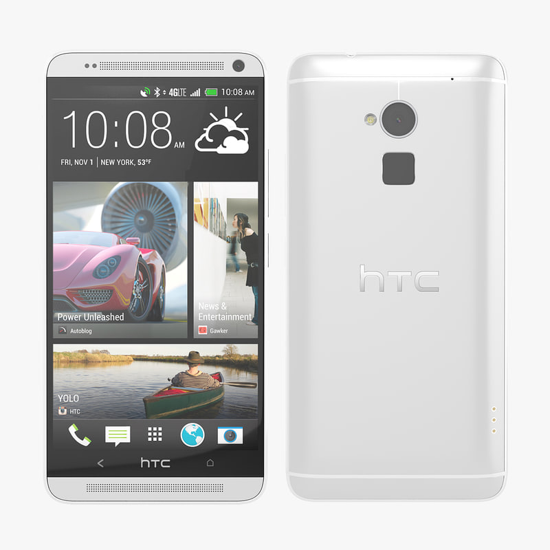 3dsmax htc smartphone phablet