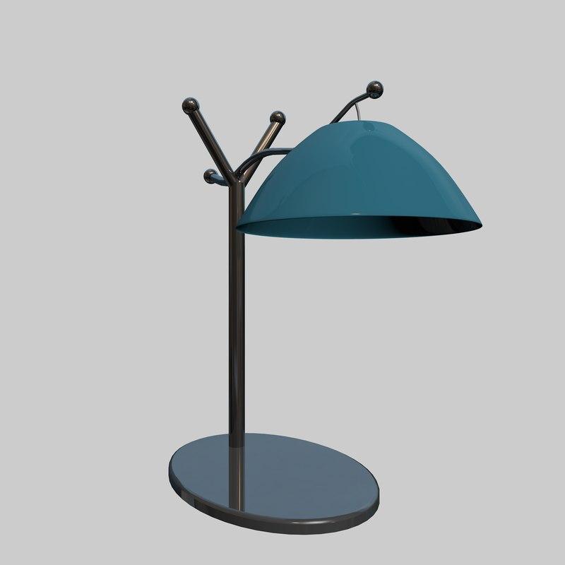 lamp c4d