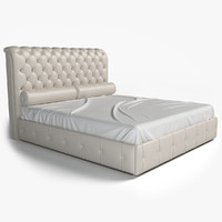 donna mantellassi parisienne bed max