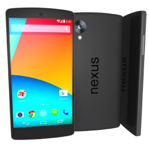 3d model nexus 5 google