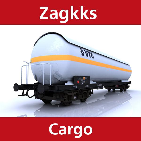 cargo zagkks 3ds