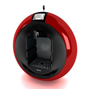 3dsmax coffee maker