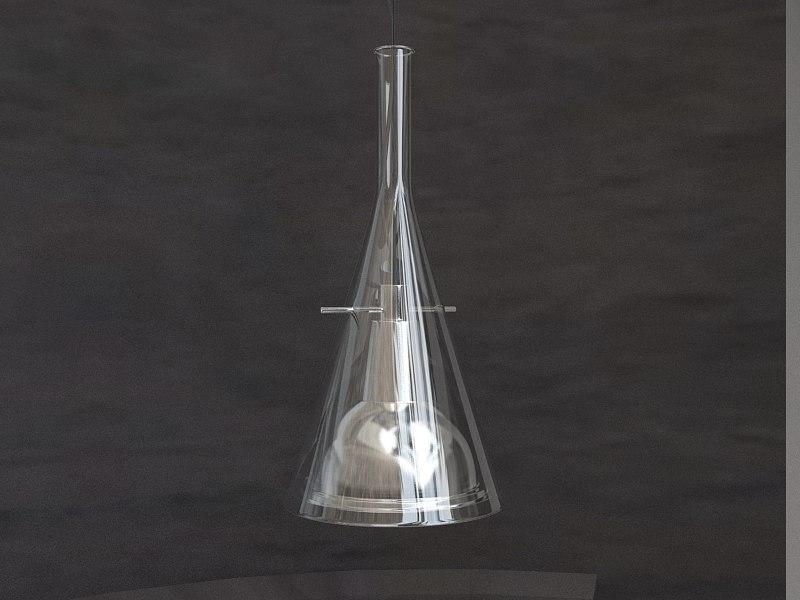 maya lamp fontana arte suspen-