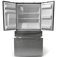 french door refrigerator samsung 3d 3ds