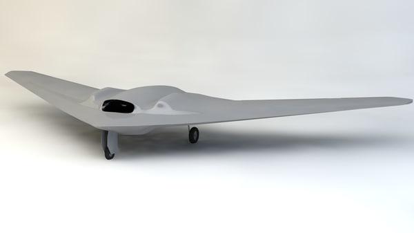 c4d rq170 sentinel drone
