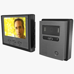 video intercom svat vis300 3ds