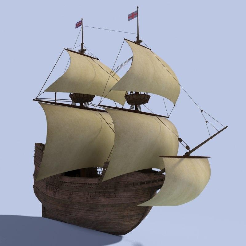 mayflower ship puritans max