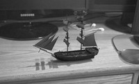 3d model pirate ship