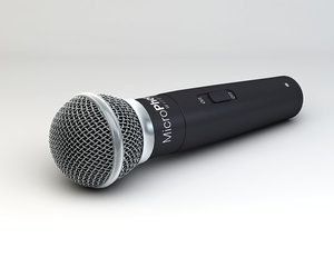 generic microphone - 3ds