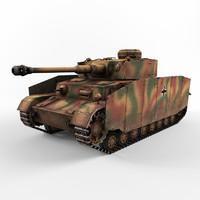 3d model pz 4h