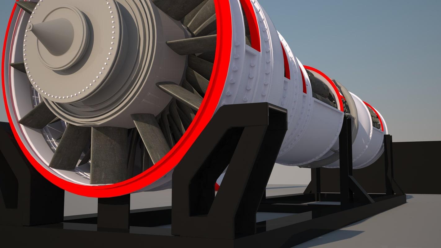 max gas turbine dr59l