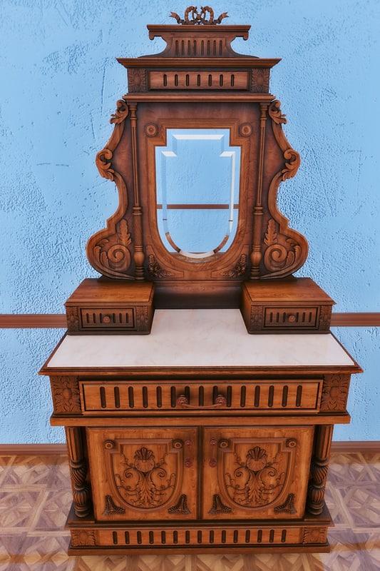 dresser mirror furniture max