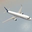 A321neo House Livery