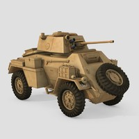 Humber Armored Car MK II