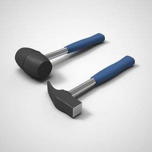 tools hammer 3ds