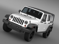 maya jeep wrangler duty black