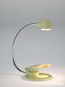 military lamp max