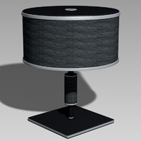 table lamp fbx