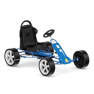 3d model pedal car