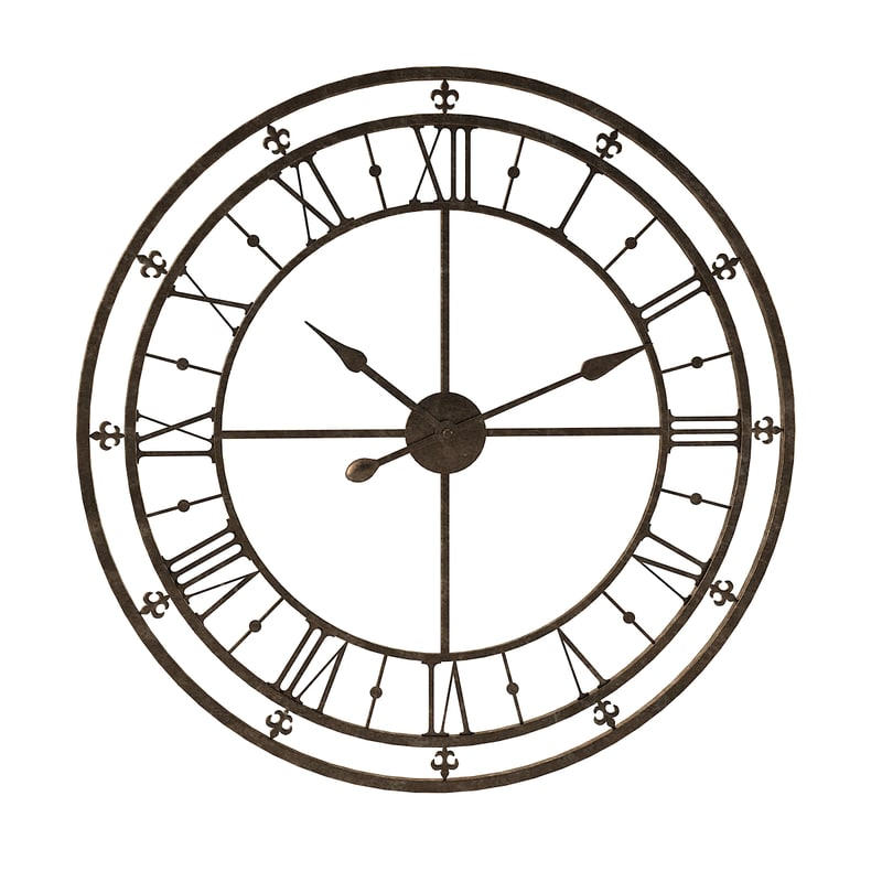 gramercy clock wall obj