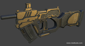 pulse rifle 3ds