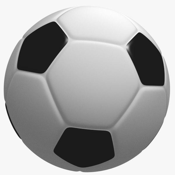 obj soccer ball