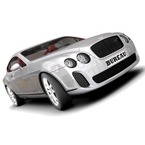 3d bentley continental