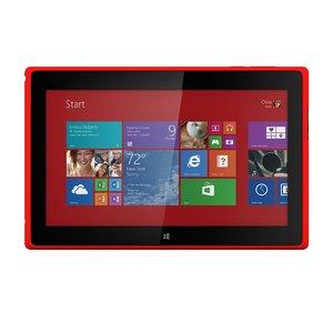 3d model nokia lumia 2520 red