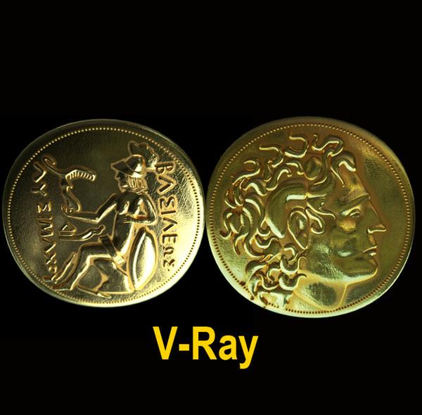 obj ancient coin