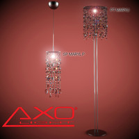 axo light marylin lamp 3d max