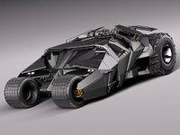 2010 tank 2005 scifi 3d model