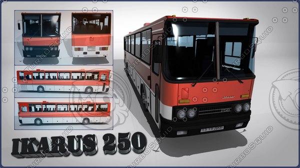 max bus ikarus 250