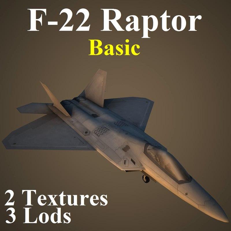 lockheed basic aircraft 3d max