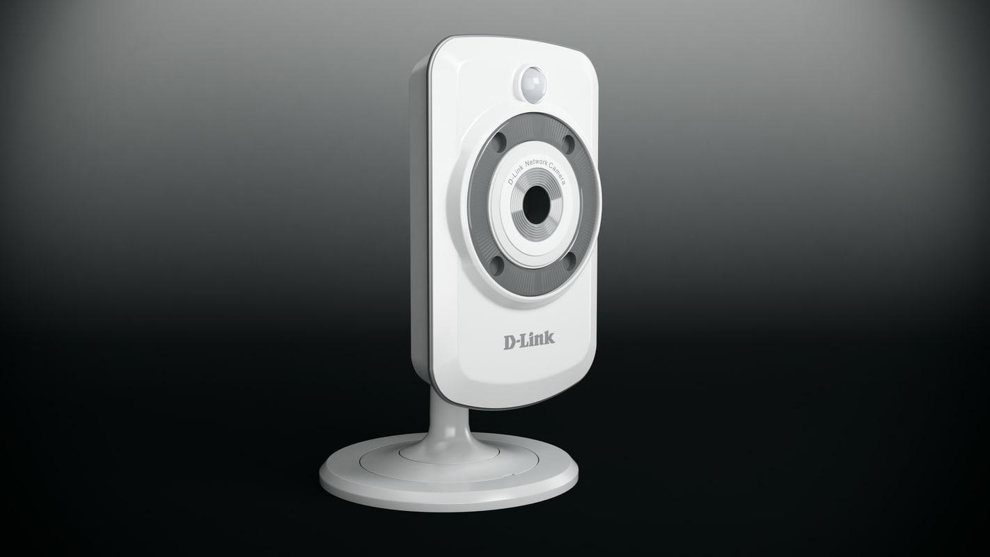 3d dcs-942l wireless network camera