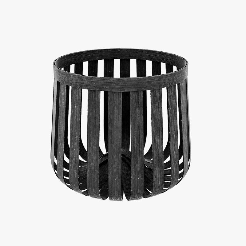 3dsmax storage basket