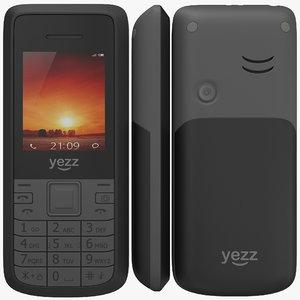 yezz chico 2c yz202 3ds