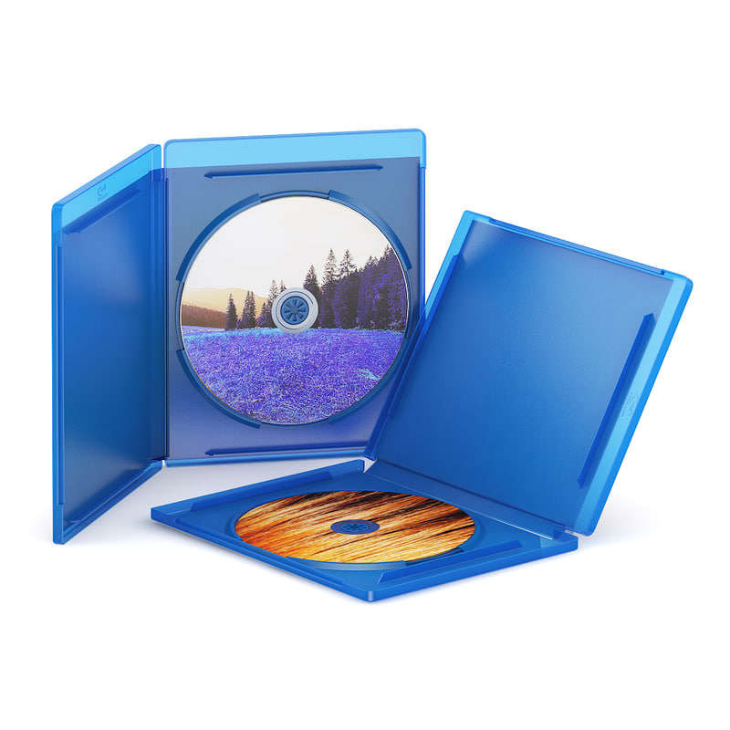 open blu-ray cases max