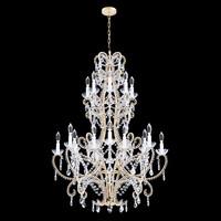 3d chandelier bordeaux large