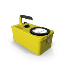 geiger counter 3d max